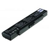Laptop-accu VGP-BPS9A/B voor oa Sony Vaio VGN-AR - 5200mAh