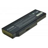 Laptop-accu BP-DRAGON voor oa Mitac 8227 - 6600mAh