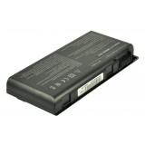 Laptop-accu BTY-M6D voor oa MSI GT660 - 6600mAh