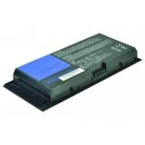 Laptop-accu 3DJH7 voor oa Dell Precision M4600 - 5200mAh