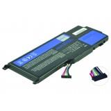 Laptop-accu V79Y0 voor oa Dell XPS 14z - 3920mAh