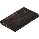 Originele Duracell accu D-Li2 voor Pentax