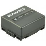 Originele Duracell accu CGA-DU07 voor Panasonic