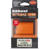 Camera accu EN-EL15 voor Nikon - Hähnel HLX-EL15HP Extreme