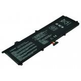 Laptop-accu C21-X202 voor oa Asus VivoBook X201E - 5000mAh