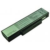 Laptop-accu K72JR-1A voor oa Asus K72 - 4400mAh