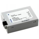 Camera accu voor Canon camera EOS 600D