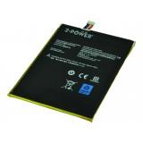 Laptop-accu L12D1P31 voor oa Lenovo IdeaTab A3000 - 3450mAh