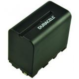 Originele Duracell accu NP-F970 voor Sony