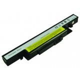 Laptop-accu L11L6R02 voor oa Lenovo IdeaPad Y400 - 4400mAh