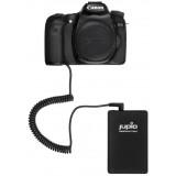 Jupio PowerVault DSLR externe accu voor Canon LP-E8