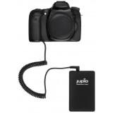 Jupio PowerVault DSLR externe accu voor Nikon EN-EL14