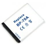 Camera accu BP70A voor Samsung fotocamera