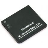 Camera accu DMW-BCK7 voor Panasonic fotocamera