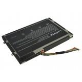 Laptop-accu 8P6X6 voor oa Dell Alienware M11x R1, R2 & R3 - 4200mAh
