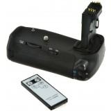Jupio Batterygrip BG-E14 voor Canon EOS 70D en EOS 80D
