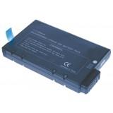 Laptop-accu PE-202D2 voor oa Samsung VM7000 - 6900mAh