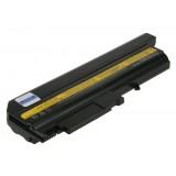 Laptop-accu 92P1102 voor oa IBM ThinkPad T40 High Capacity - 6900mAh