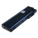 Laptop-accu 4UR18650F-QC141 voor oa Acer Extensa 3000, Aspire 1680 - 4600mAh