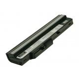 Laptop-accu BTY-S11 voor oa MSI Wind U100 (Black) - 2200mAh
