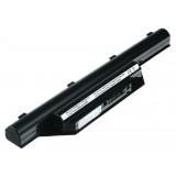Laptop-accu FPCBP177 voor oa Fujitsu Siemens LifeBook S7210 - 5200mAh