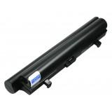 Laptop-accu 45K1275 voor oa Lenovo IdeaPad S9, S10 (Black 6 Cell) - 4600mAh