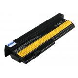 Laptop-accu 43R9255 voor oa Lenovo ThinkPad X200 - 7800mAh