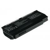 Laptop-accu SMP-CWXXXPSA4 voor oa Fujitsu Siemens Amilo Ui 3520 - 2600mAh